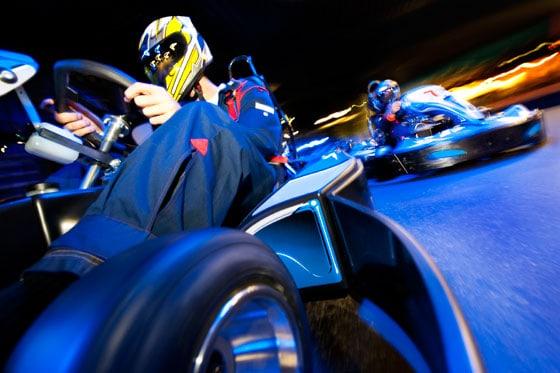 Go Karting Back on Track Community